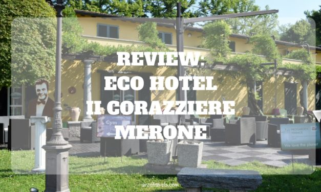 Review: Hotel II Corazziere Merone