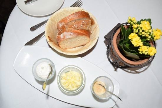 Schaffhausen - Vegetarian Dinner at Theater Restaurant