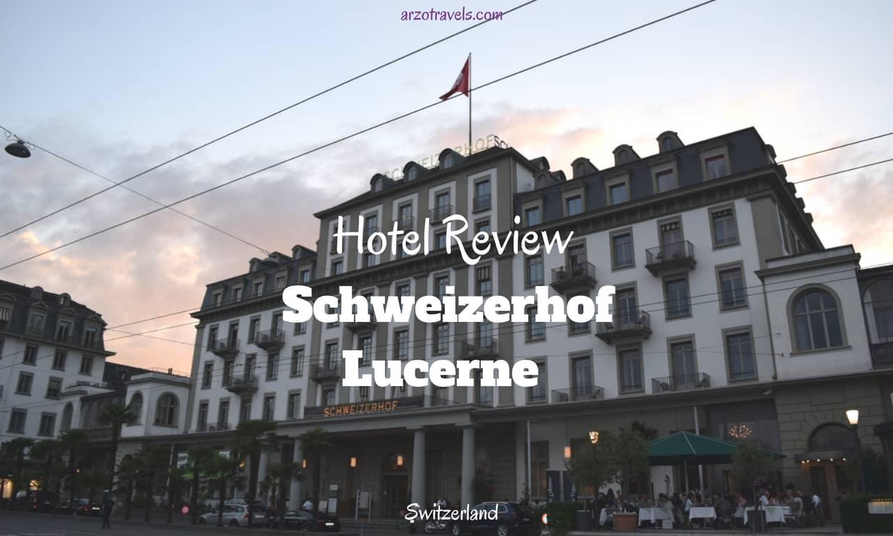 Schweizerhof Hotel Review