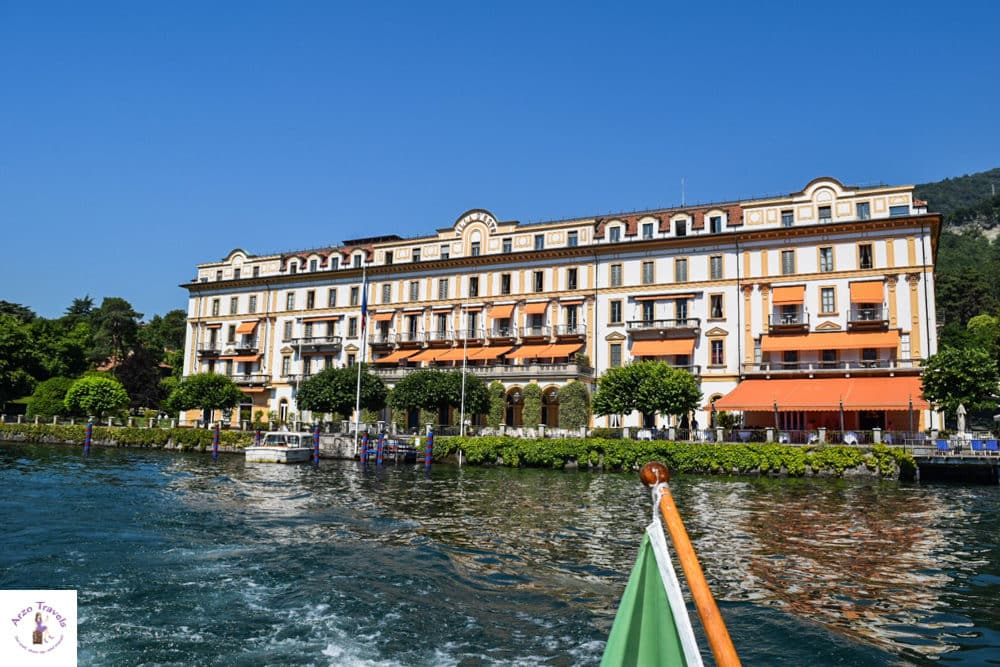 boat tours on lake como, Lombardy itinerary - Lake Como boat tour