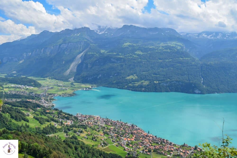 Brienzer Rothorn for Switzerland itinerary