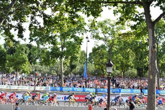 Tour de France Final in Paris