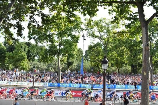 Tour de France Final in Paris