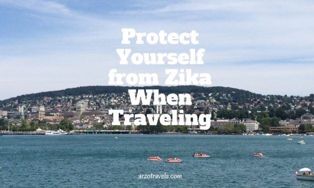 Travel Plans: How to Protect From Zika Virus?