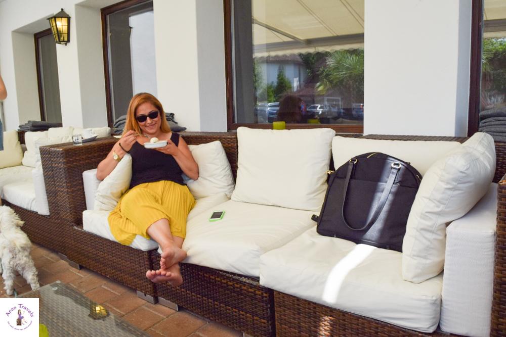 Sigrisiwl where to sleep Lunch at Hotel zum Bären, Sigrisiwl
