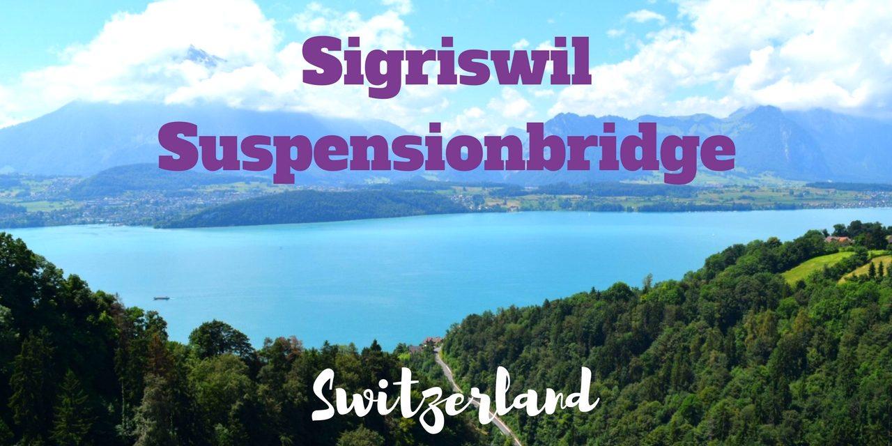 Sigriswil Suspension and Panorama Bridge