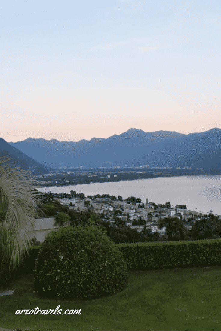 Small Luxury Hotel in Switzerland. How the best Hotel i Switzerland Has Won My Heart. Villa Orselina