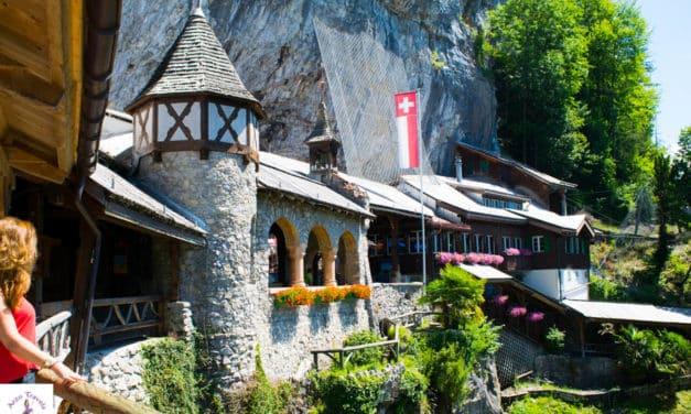 A Trip to St. Beatus Caves Interlaken in Switzerland