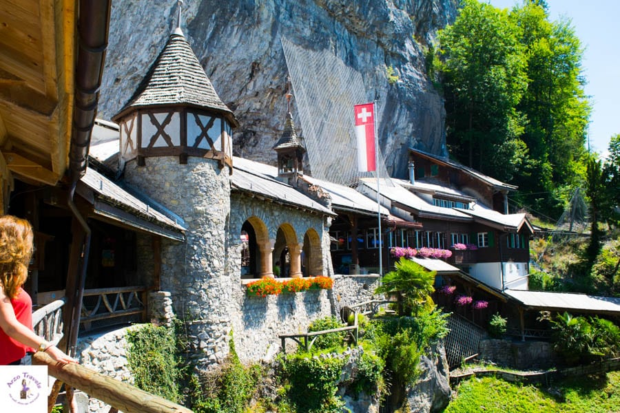 A Trip to St. Beatus Caves Interlaken in Switzerland