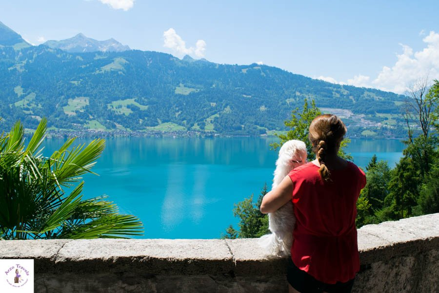 Most beautiful places to visit in Switzerland - Lake Thun