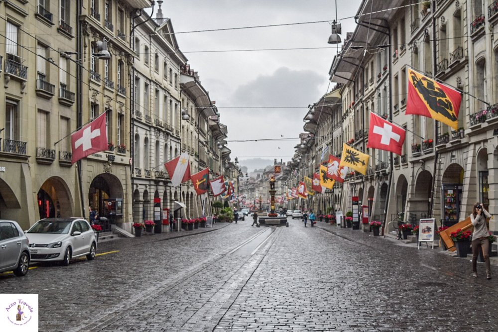 What to do in Bern Switzerland - Best Places to See in Bern