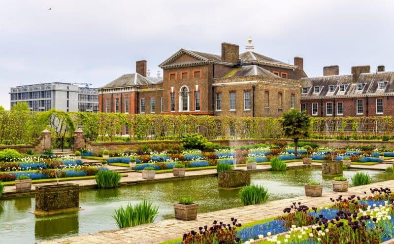 Kensington Palace @shutterstock