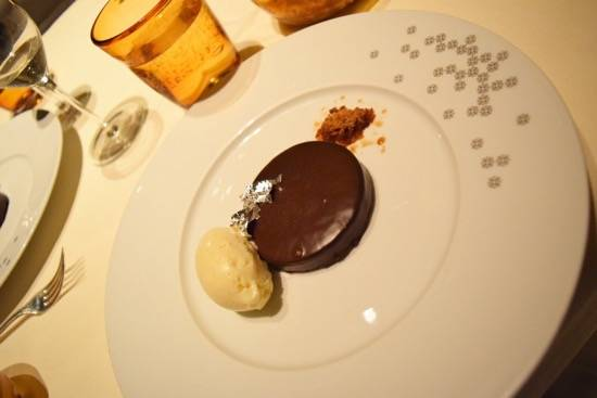 Essentially chocolate from Alain Ducasse Manufacture, in Paris