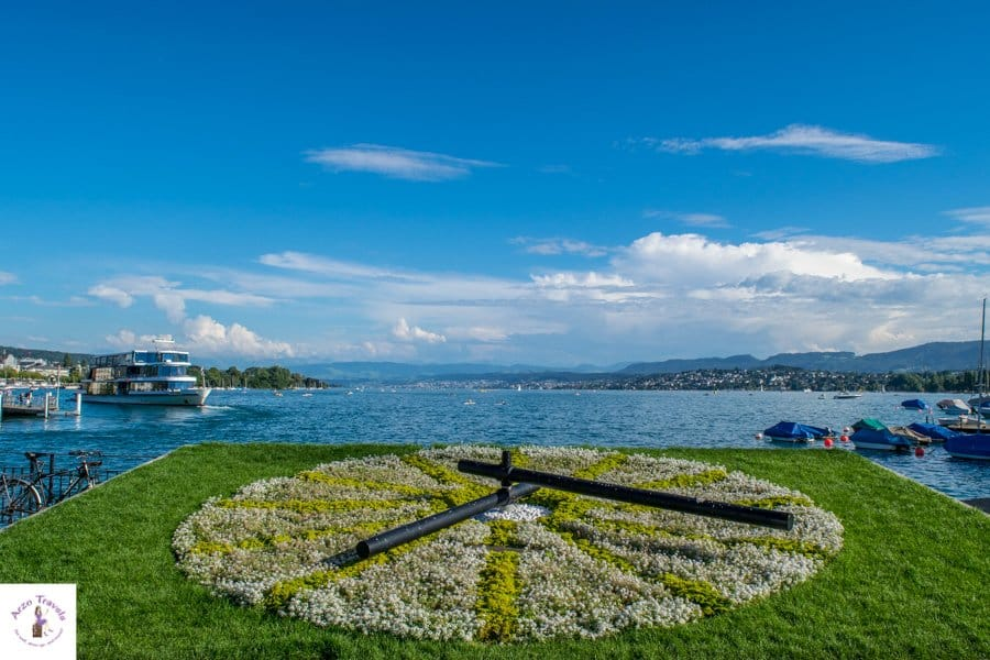 Switzerland Points of interest Lake Zurich