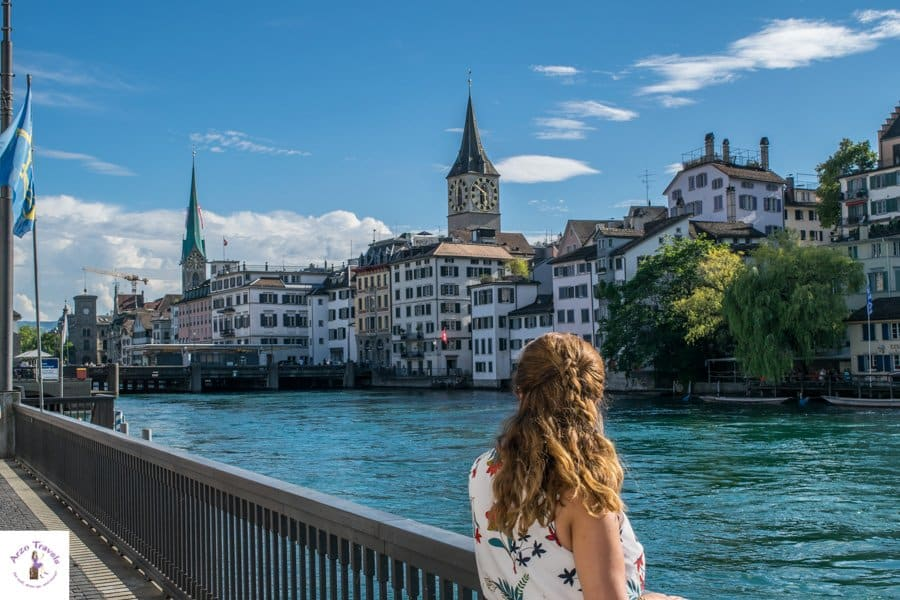 Where to go in Zurich Switzerland