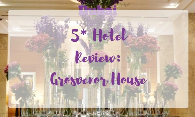 Review: Grosvenor House in Dubai