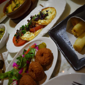 Vegetarian Dining at Ayamna at Atlantis - The Palm