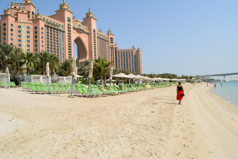 Atlantis - The Palm Dubai Private Beach