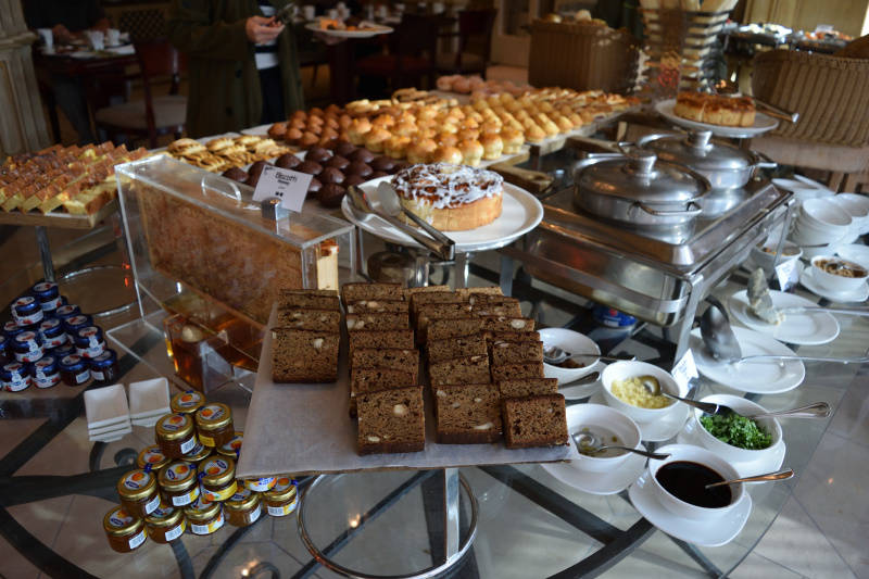 Pastry Breakfast at Millennium Corniche Abu Dhabi