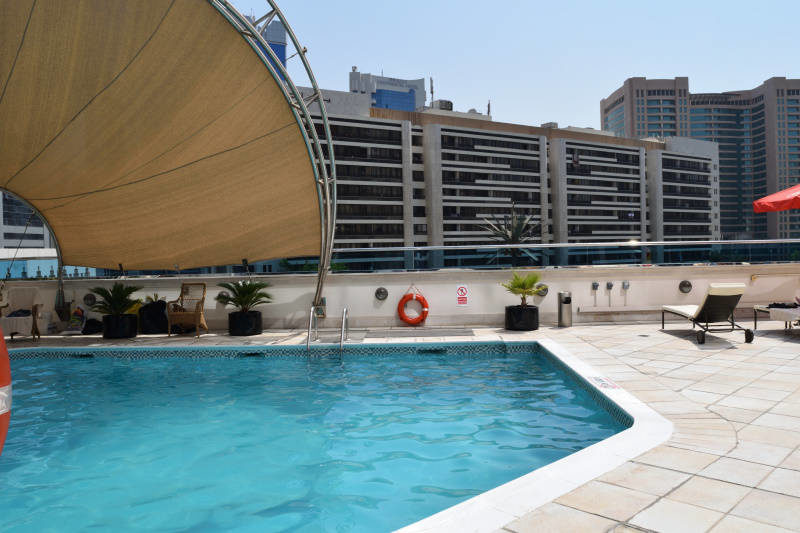 Pool at Millennium Corniche Abu Dhabi