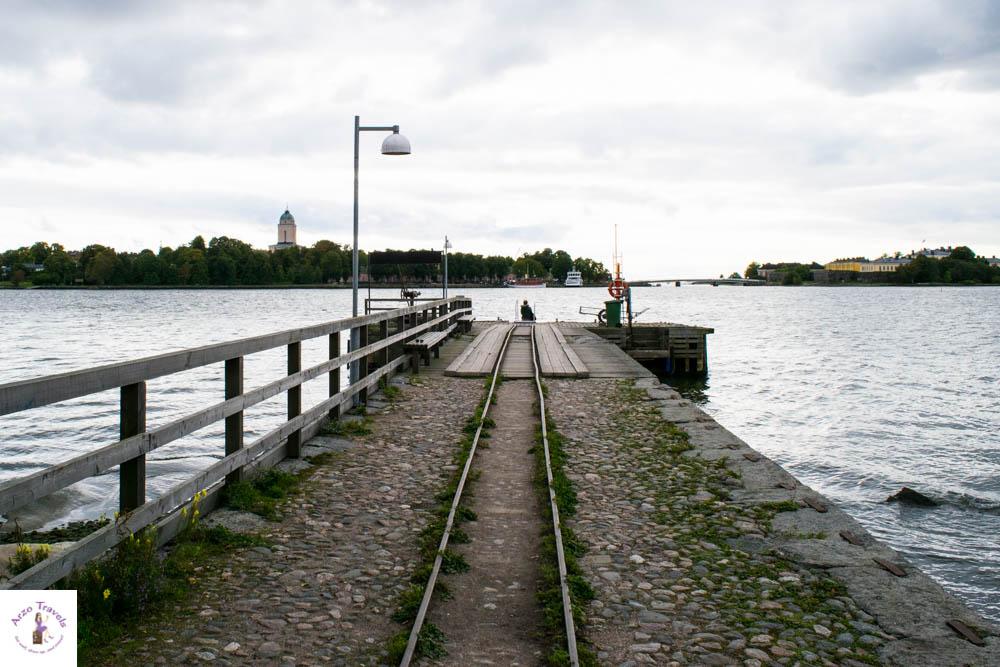 Lonna Island in Helsinki