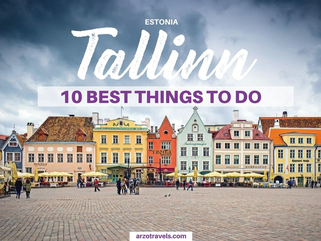 2 Days in Tallinn Itinerary