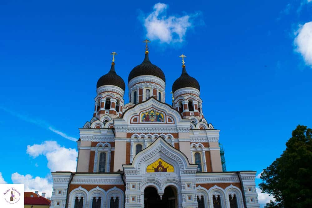 Tallinn - St. Alexander Nevsky Cathedral
