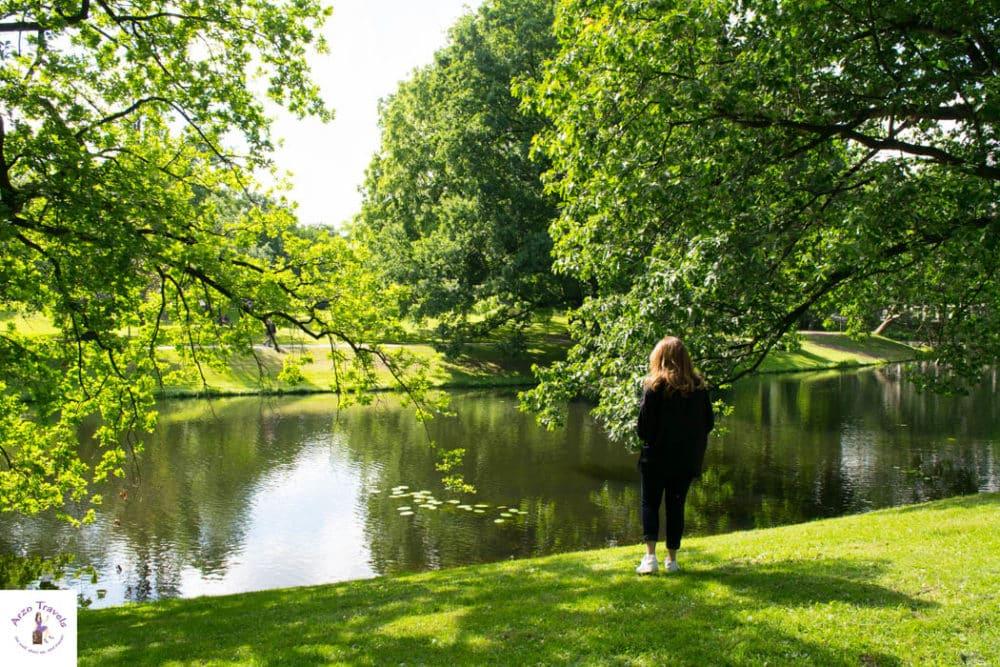 Wallanlagen - A great place to relax in Bremen