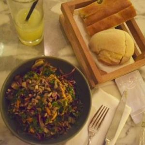 Vegetarian Dining at Atlantis - The Palm Dubai