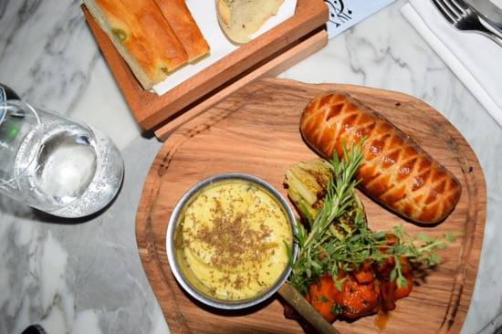 Bread Street Kitchen & Bar Dubai