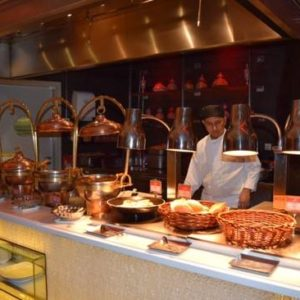 Breakfast at Atlantis - The Palm Dubai