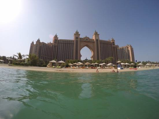 Review: Atlantis Hotel - The Palm Dubai