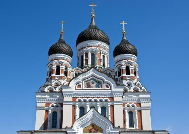 St. Alexander Nevsky Cathedral @shutterstock
