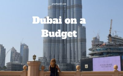 Dubai on a Budget – with a Splash of Luxury