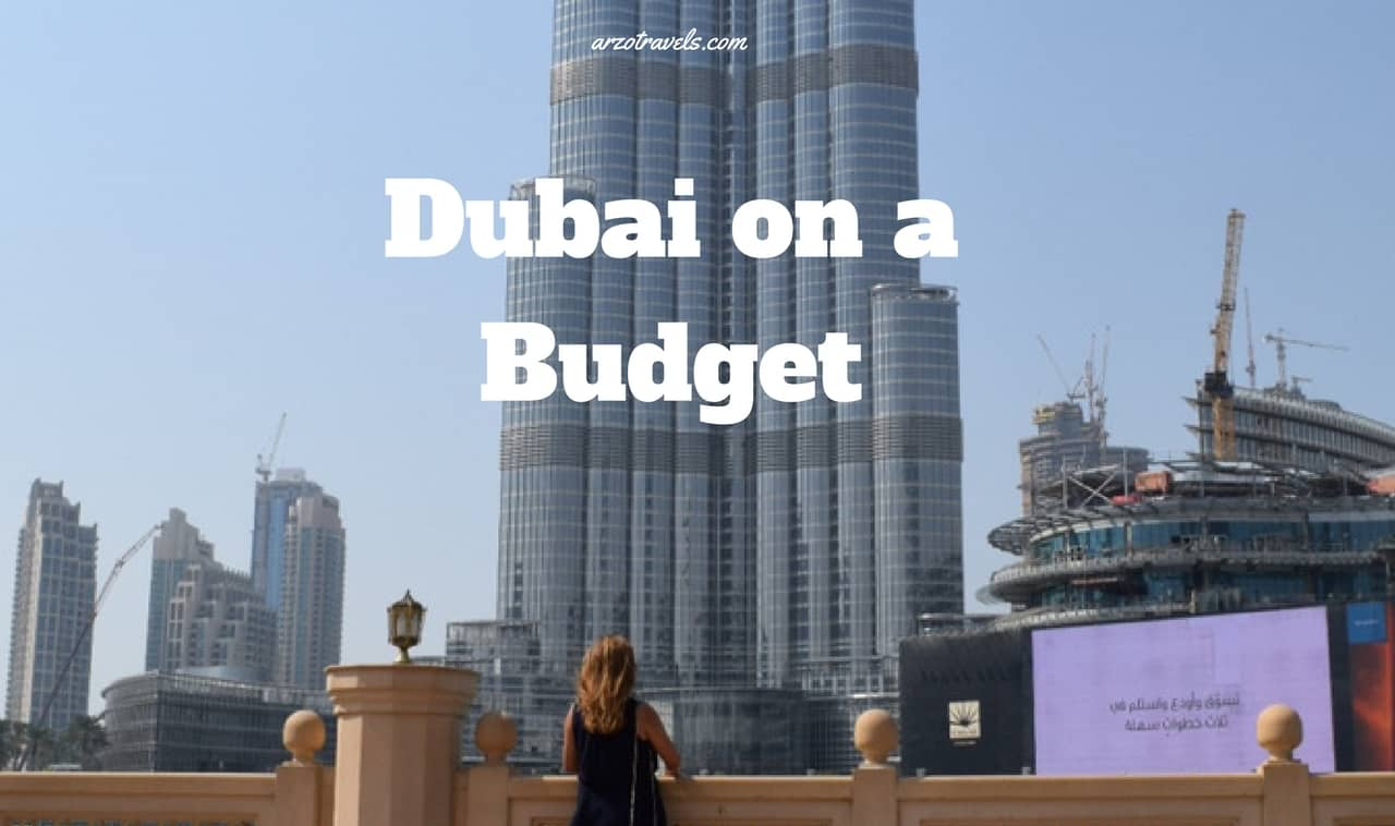 Dubai on a Budget - with Some Affordable Luxury