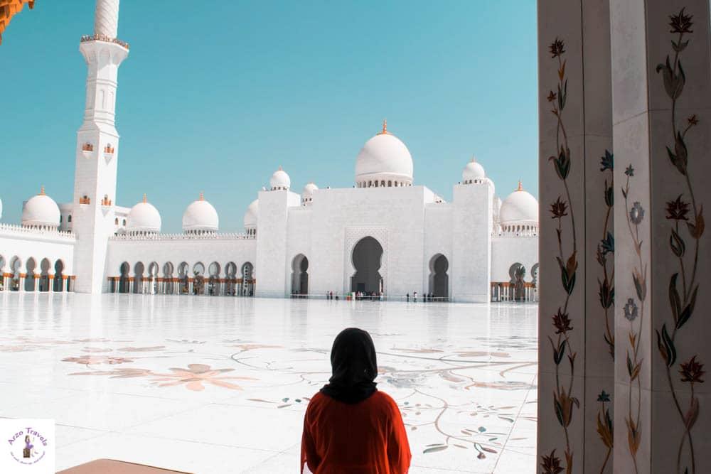 Die besten Sehenswürdigkeiten in Abu Dhabi