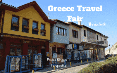 Visiting Travel Exhibition Philoxenia 2016 as a Travel Blogger