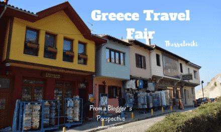 Visiting Travel Exhibition Philoxenia as a Travel Blogger