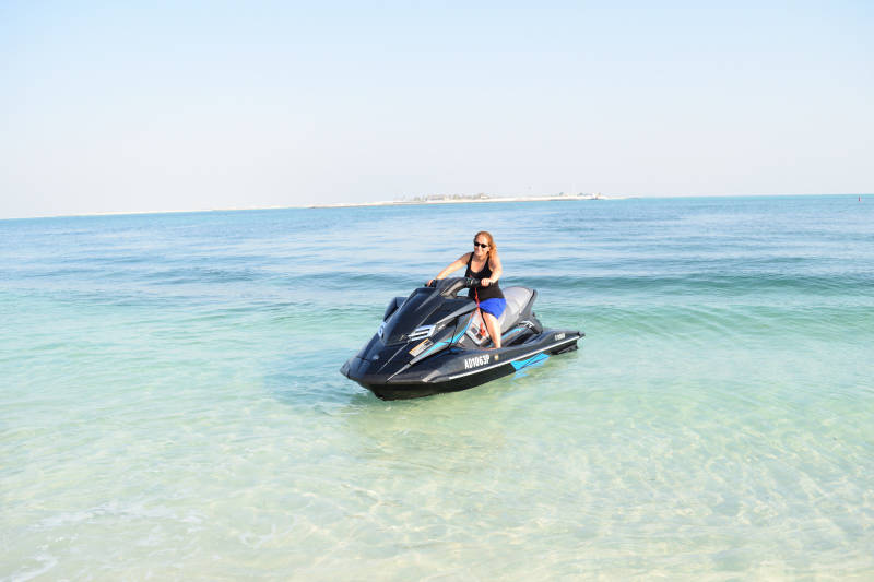 Water Sports at Zaya Nurai Island Resort Abu Dhabi