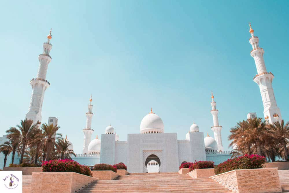 most beautiful place in Abu Dhabi