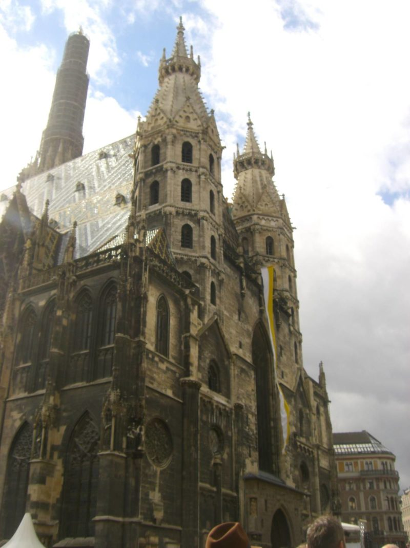 Stephansdom Cathedral - Things to do and see in Vienna in 2 days