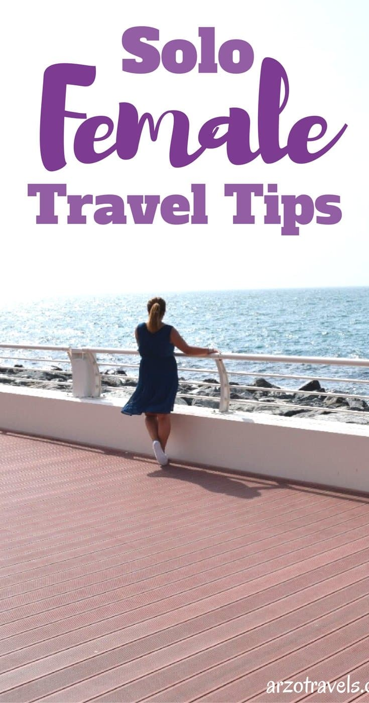 Solo Travel Tips - what is important if you travel solo? What do I have to know before solo traveling?
