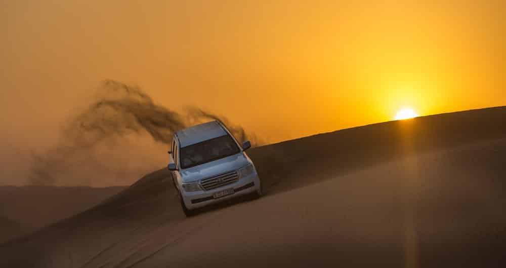 Dubai Desert Safari @shutterstock