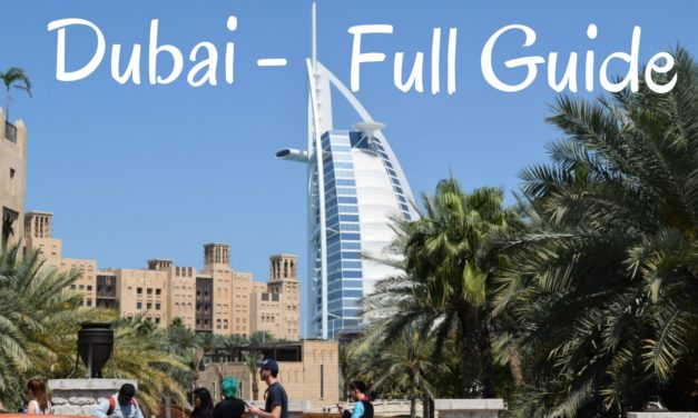 Dubai Guide: Dubai Travel Advisory