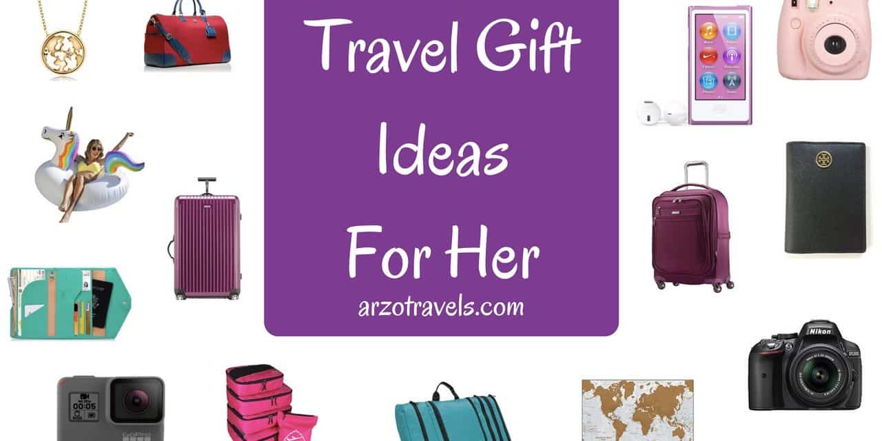 Gift Ideas Travel For Her