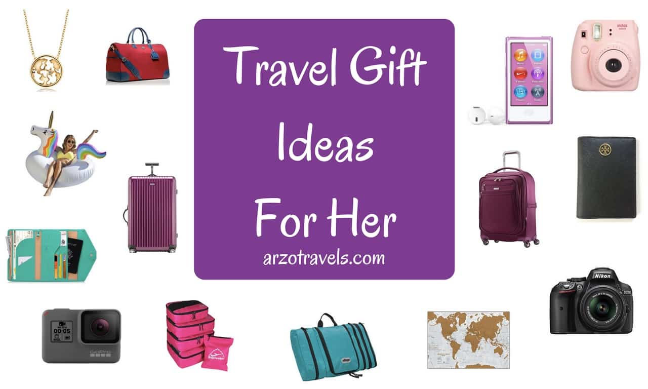 7ca255d40fac Gift Ideas  Travel Gift Ideas For Her