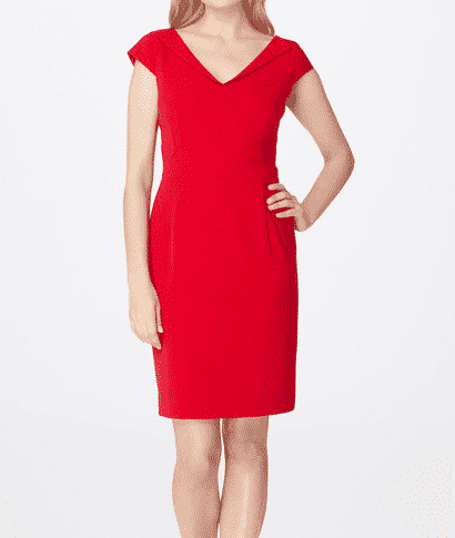 Red Dress - What to pack for your next summer trip.