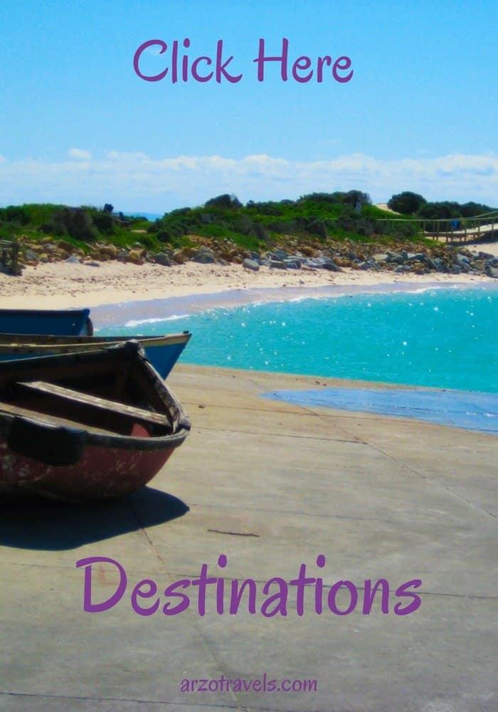 Destinations | Arzo Travels