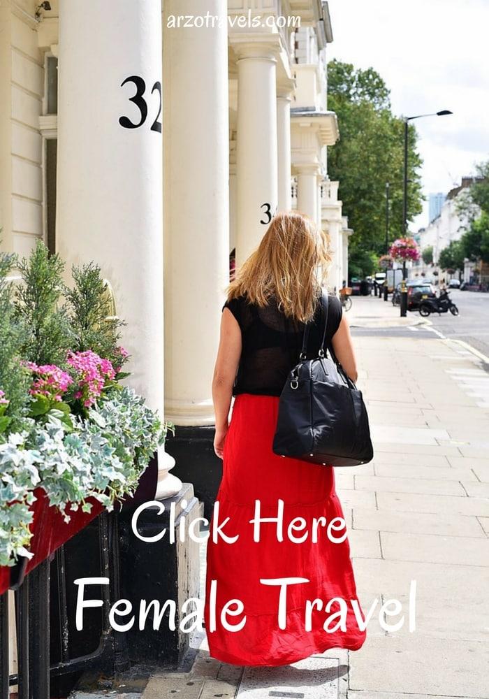 Female Travel | Arzo Travels