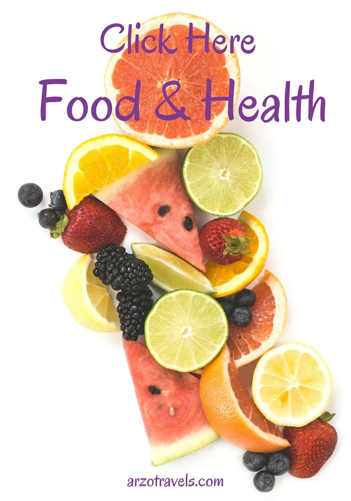 Food and Health | Arzo Travels